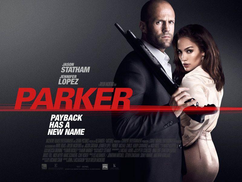 Паркер постер